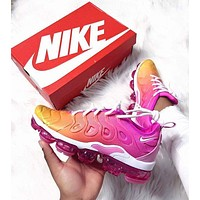 Bunchsun Nike Air Vapormax Plus Fashion Women Casual Air Cushion Sport Running Shoes Sneakers