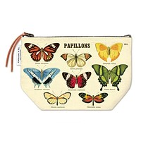 Butterfly Vintage Pouch
