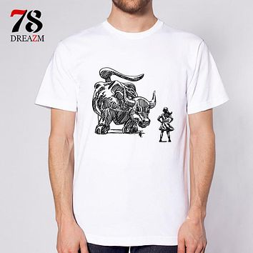 Printed T Shirts Street wear Summer Cool T shirts For Men t shirt