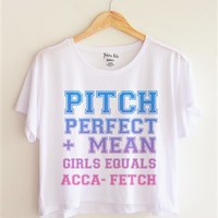 Pitch Perfect + Mean Girls Equals Acca-Fetch!