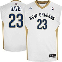 Anthony Davis New Orleans Pelicans #23 NBA Youth Home Jersey