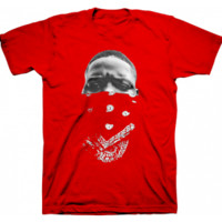 """RED Edition Summer 13 Red """"Legends Never Die"""" Tee"""