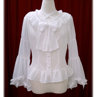 Juno's Bouquet 姫袖ブラウス/Juno's Bouquet princess sleeve blouse   BABY,THE STARS SHINE BRIGHT