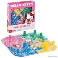 Hello Kitty Pop Up Game - Toysmith - Pack of 6 ea