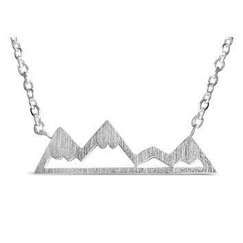 Mountain Necklace Designs Online