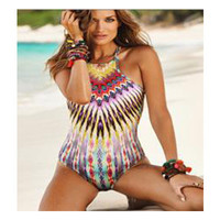 Women's Trending Popular Fashion 2016 Triangle Two-Piece Bikini Swim Suit Beach Bathing Suits Swimwear _ 6746