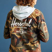 Herschel Supply Co. Camo Coach Jacket | Urban Outfitters