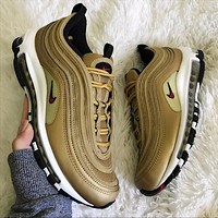 Tagre™ NIKE AIR MAX 97 Fashion Running Sneakers Sport Shoes