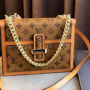 LV neverfull 2020 new all-match female shoulder bag crossbody bag