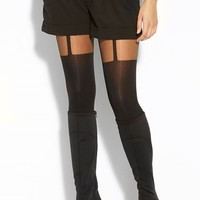 Women's Pretty Polly 'Suspended' Tights