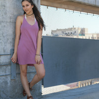 Cotton Candy Slip Dress