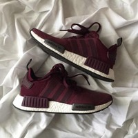 Women Adidas NMD Boost Casual Sports Shoes