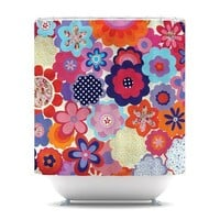 Louise Machado: Patchwork Flowers, at 27% off!