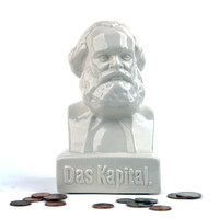 Das Kapital Coin Bank by Lev Zeitlin for Kikkerland - Free Shipping