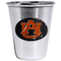 Auburn Tigers Steel Shot Glass CSS42