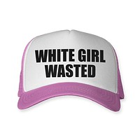 White Girl Wasted Hat