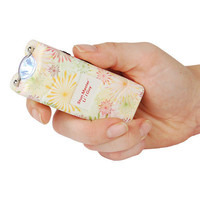 Stun Gun Master Lil Guy 12 Million Volts Flashlight Holster 9 Colors To Choose