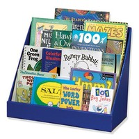 Pacon Classroom Keepers Book Shelf, Blue (001329)