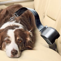 Automatic Safety Belt for Dogs - The seat belt extends and retracts automatically for ideal comfort and protection. - Pro-Idee Concept Store - new ideas from around the world