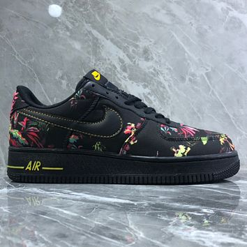 NIKE Air Force 1 DSM NRG Air Force No.1 Oxford Flower Air Force shoes