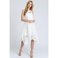 The Ray White Lace Dress