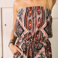 Out of the Ordinary Romper - Piace Boutique