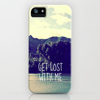 GET LOST on NORTH SHORE  iPhone Case by Tara Yarte  | Society6