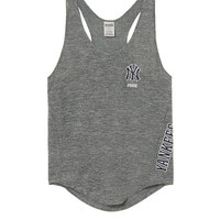New York Yankees Y-Back Tank - PINK - Victoria's Secret