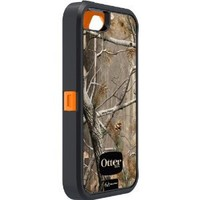 OtterBox Defender Series Case for iPhone 5 -( Not for iPhone 5C or 5S)(Discontinued by Manufacturer) - Realtree Camo - AP Blazed