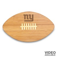 Picnic Time New York Giants Touchdown Pro! Cutting Board