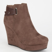 SODA Embasy Womens Boots | Boots & Booties