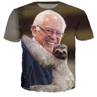 Save the sloths. Vote for Bernie!!!! 🇺🇸🇺🇸🇺🇸