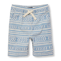 Boys Pull-On Chinle Print Woven Jogger Shorts   The Children's Place