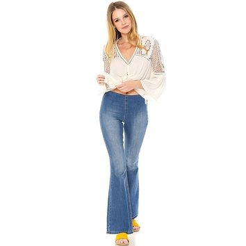 Streamline Bell Bottoms
