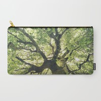 Under Your Skin Carry-All Pouch by Tordis Kayma | Society6