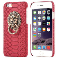 Red Lion Phone Case For iPhone 7 Plus, 7, 6s Plus, 6s