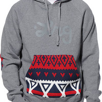 LRG Alpiner Charcoal Pullover Hoodie