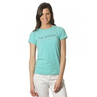 Ladies Semi Fitted Tee - theseasidestyle.com