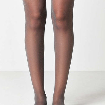 Out From Under Sparkle Sheer Tight | Urban Outfitters