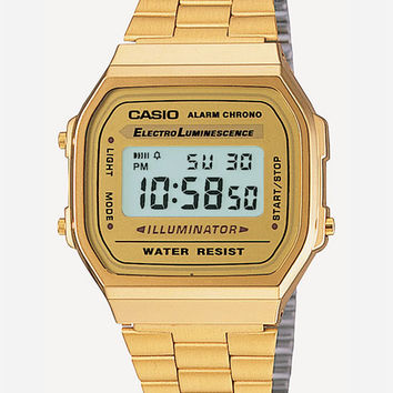 CASIO Vintage Collection A168 Watch   Watches