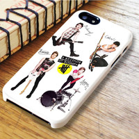 5 Seconds Of Summer Paper iPhone 6 | iPhone 6S Case