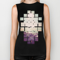 Today was a good day.. Biker Tank by Nika | Society6