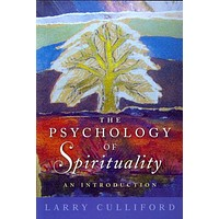 The Psychology of Spirituality: An Introduction: The Psychology of Spirituality