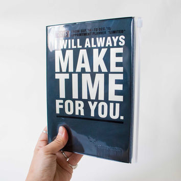 Mark's 2015 Making Time Planner Large