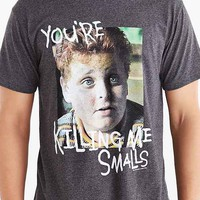 The Sandlot Killing Me Smalls Tee- Charcoal