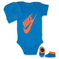 Nike Color Block 3-Piece Infant Set