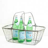 Wire Grocery Basket - kitchen & dining - house & home