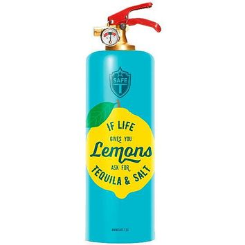 Tequila Fire Extinguisher