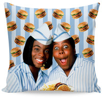 Good Burger Couch Pillow