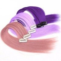 PASTEL HAIR EXTENSION 2 PC
